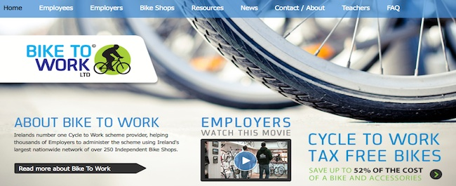 Bike To Work Tax Free Bikes